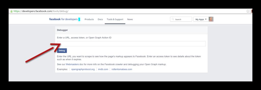 developers.facebook.com/tools/debug/