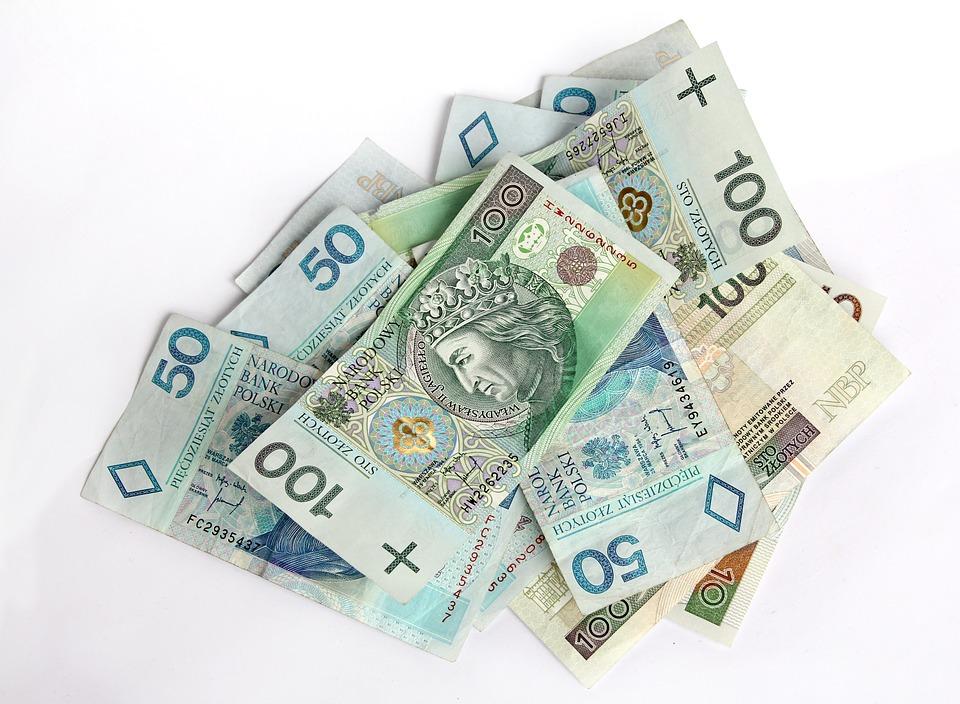 pieniądze, zarobek
