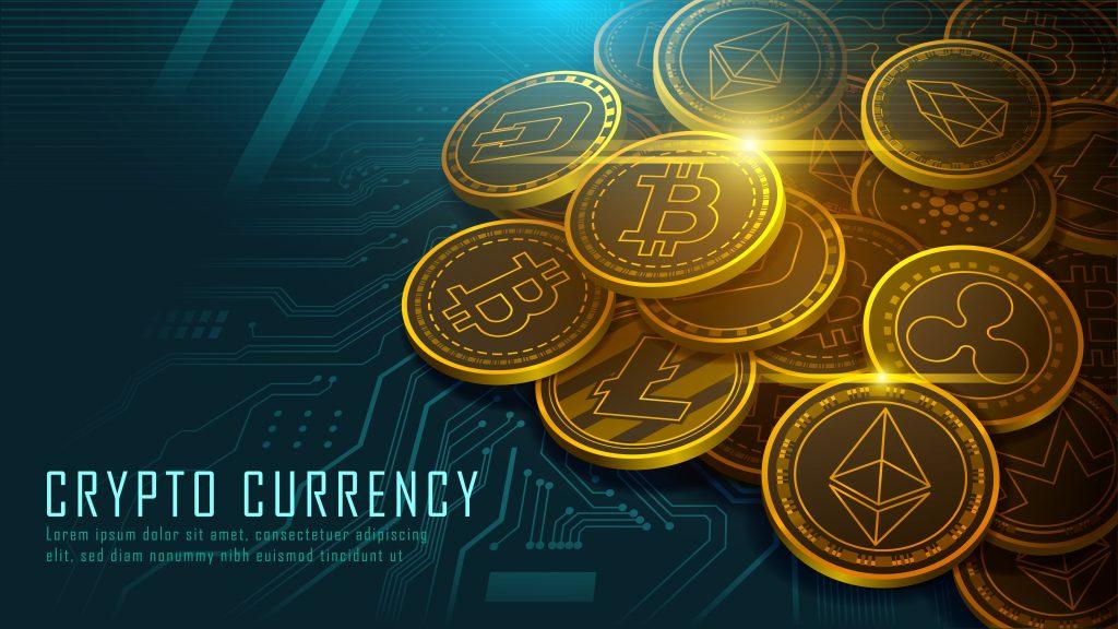 Bitcoin, Kryptowaluty